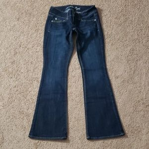 American Eagle Artist Boot Cut Jeans Size 0